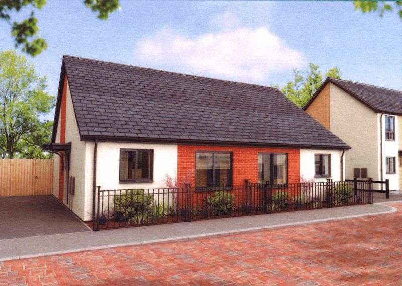 2 Bedrooms Semi Detached Bungalow for sale in DE CLARE - Westbrooke Road, Lincoln