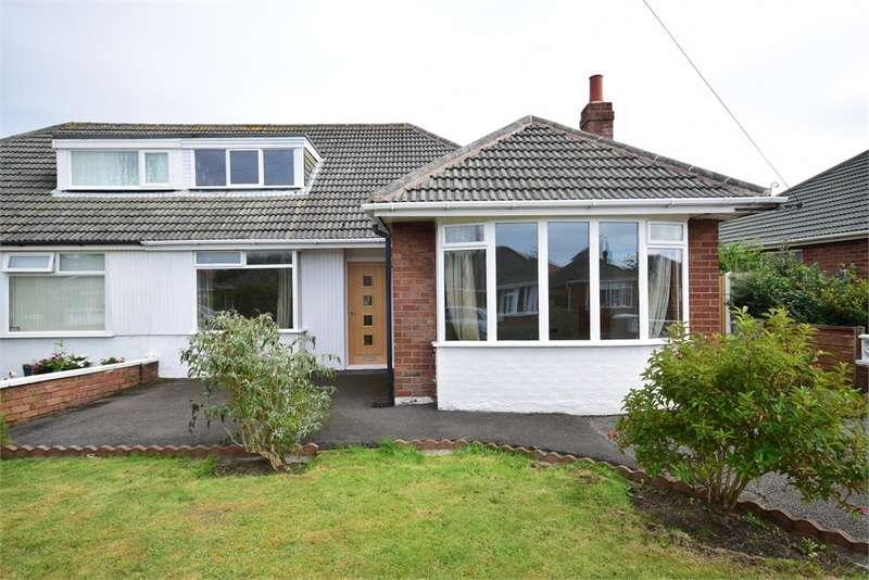 3 Bedrooms Semi Detached Bungalow for sale in Sherwood Road, Lytham St Annes, FY8