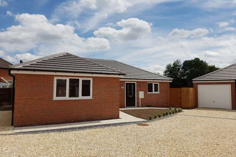 3 Bedrooms Detached Bungalow for sale in Plot A Rookery Lane, Lincoln, LN6
