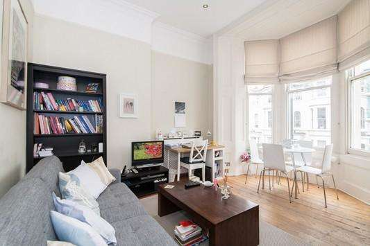2 Bedrooms Apartment Flat for sale in St. Anns Villas, Holland Park, London, W11