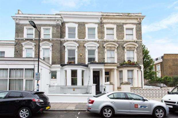 8 Bedrooms Terraced House for sale in Marylands Road, Maida Vale, London, W9