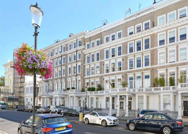 1 Bedroom Apartment Flat for sale in Elvaston Place, London, SW7