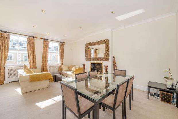 2 Bedrooms Apartment Flat for sale in Cranley Gardens, London, SW7