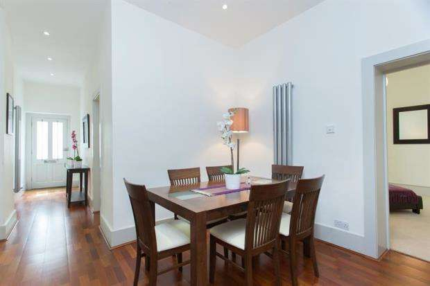 2 Bedrooms Apartment Flat for sale in Granville Mansions, Shepherds Bush Green, London, W12