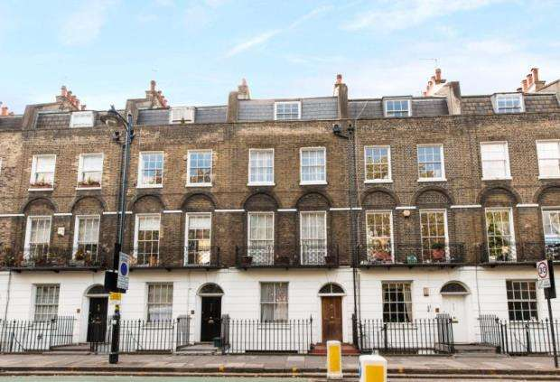 6 Bedrooms House for sale in Claremont Square, London, N1