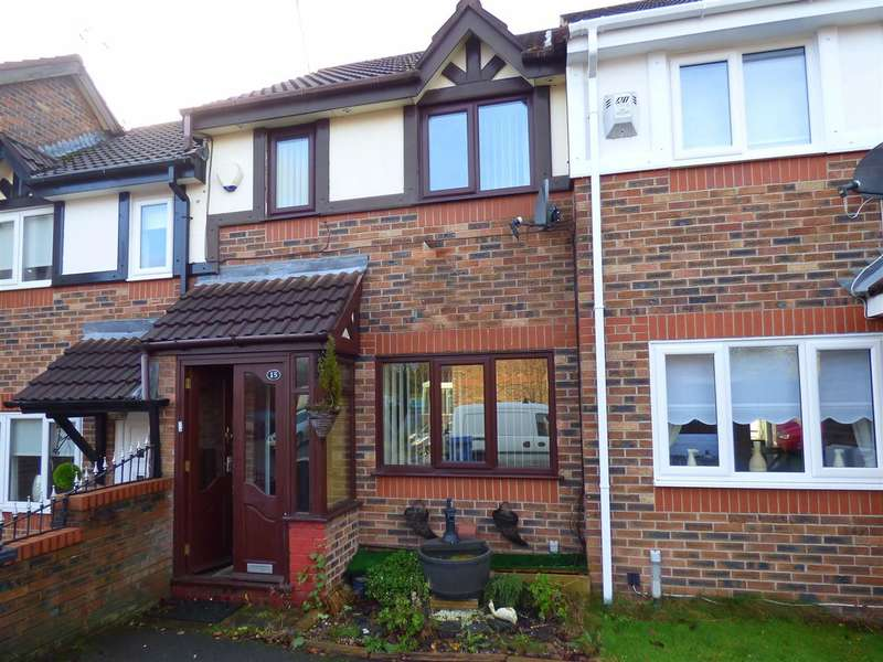 2 Bedrooms Terraced House for sale in Jasmine Court, Huyton, Liverpool