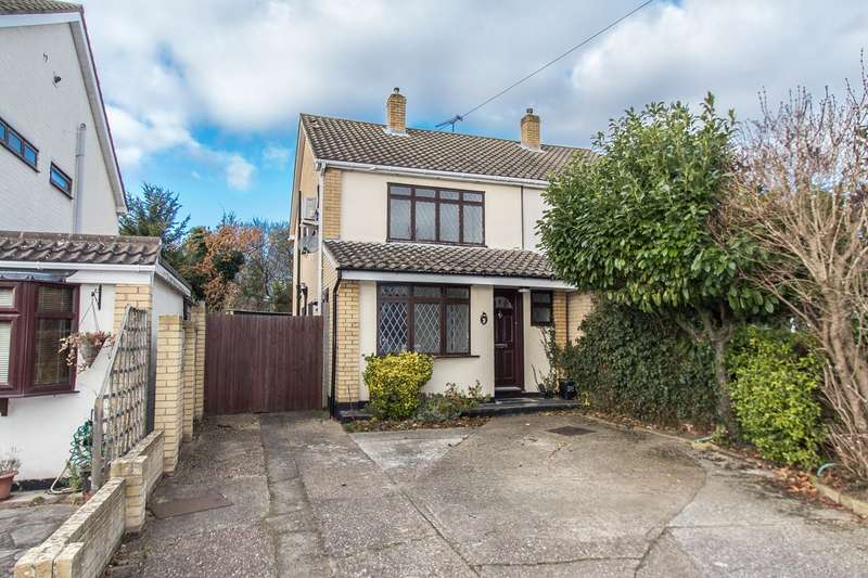 3 Bedrooms Semi Detached House for sale in Kale Road, Benfleet, SS7