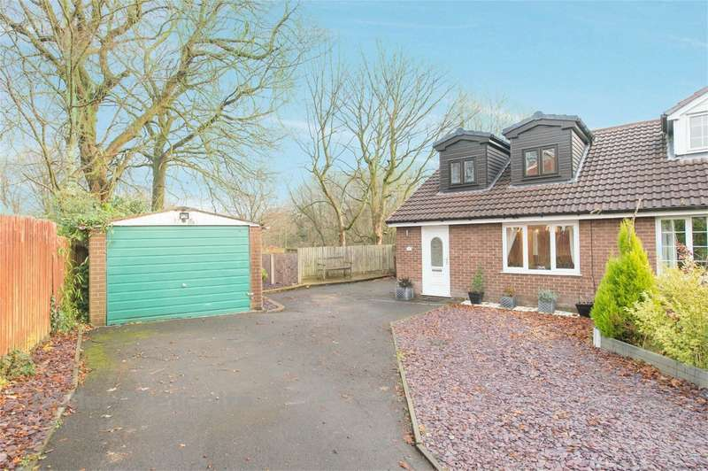4 Bedrooms Semi Detached House for sale in Lilburn Close, Ramsbottom, Bury, Lancashire