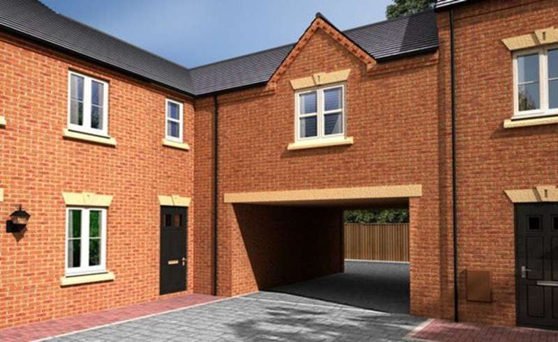 1 Bedroom Flat for sale in 'The Thorpe' at The Forge, Brades Rise, Oldbury, B69