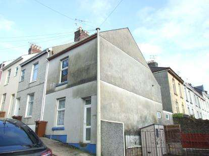 2 Bedrooms End Of Terrace House for sale in Ford, Plymouth, Devon