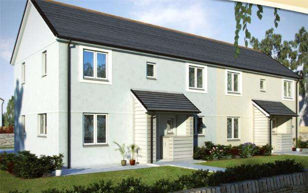 4 Bedrooms Semi Detached House for sale in 2 Foundry Close, Hidderley Park, Camborne, Cornwall
