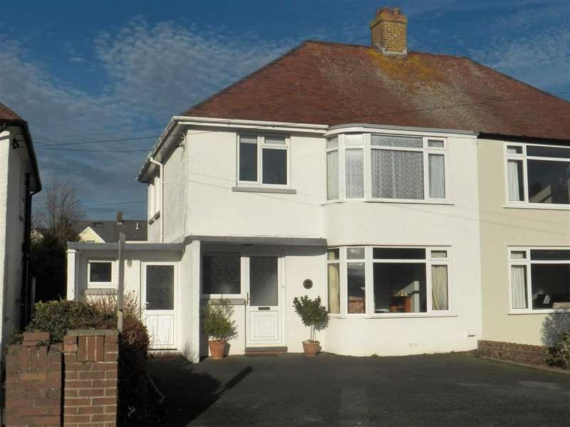 3 Bedrooms Property for sale in Napier Gardens, CARDIGAN