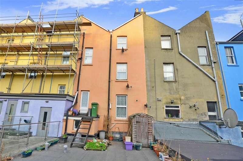 5 Bedrooms Maisonette Flat for sale in Tontine Street, Folkestone, Kent