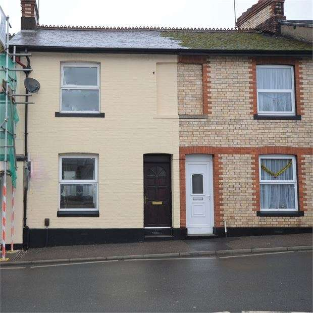 3 Bedrooms Terraced House for sale in Fore Street, Kingsteignton, Newton Abbot, Devon. TQ12 3AR