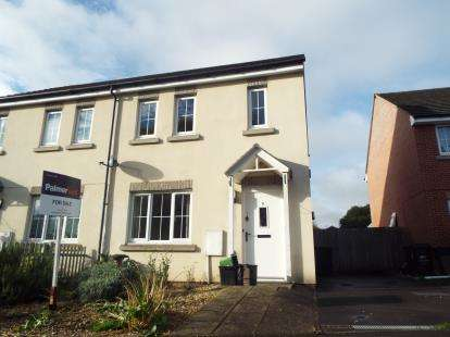 2 Bedrooms Semi Detached House for sale in Charlton Adam, Somerton, Somerset