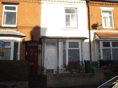 2 Bedrooms Terraced House for sale in Ethel Street, Smethwick, West Midlands
