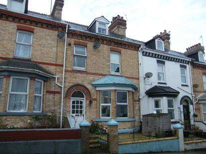 5 Bedrooms Terraced House for sale in Brixham, Devon