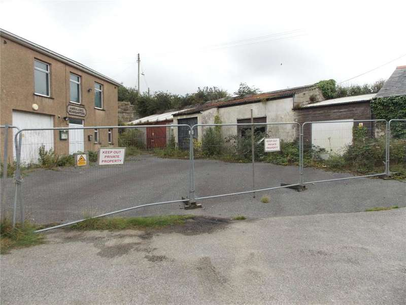 Land Commercial for sale in Penpol Terrace, Hayle
