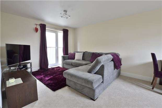 2 Bedrooms Flat for sale in Longhorn Avenue, GLOUCESTER, GL1 2AR