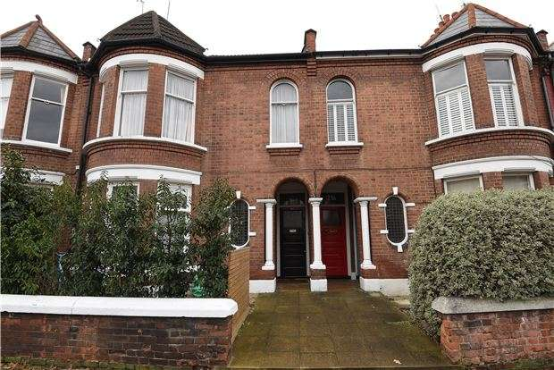 3 Bedrooms Maisonette Flat for sale in Glenfield Road, LONDON, SW12