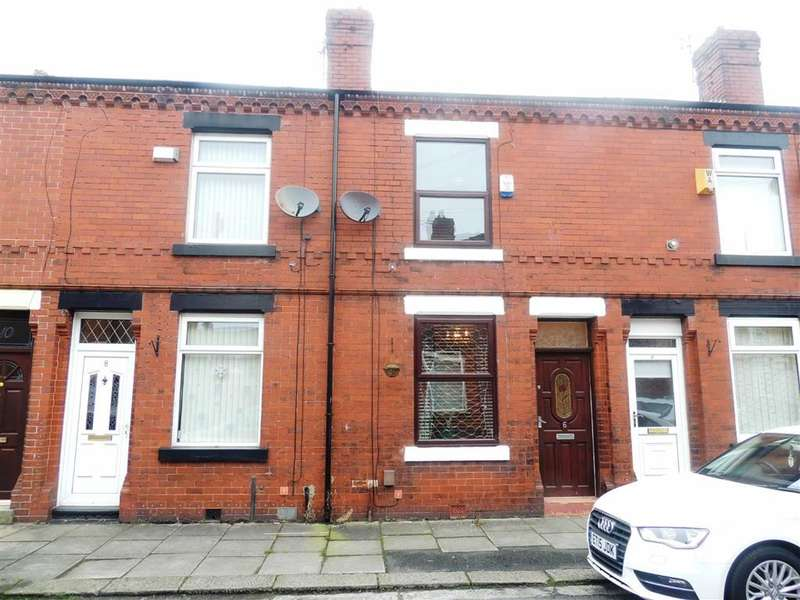 2 Bedrooms Terraced House for sale in Beatrice Street, Denton, Manchester