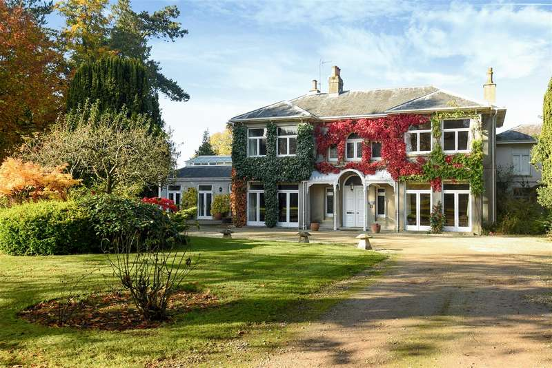 5 Bedrooms Property for sale in Holdcroft House, Blunsdon, Wiltshire