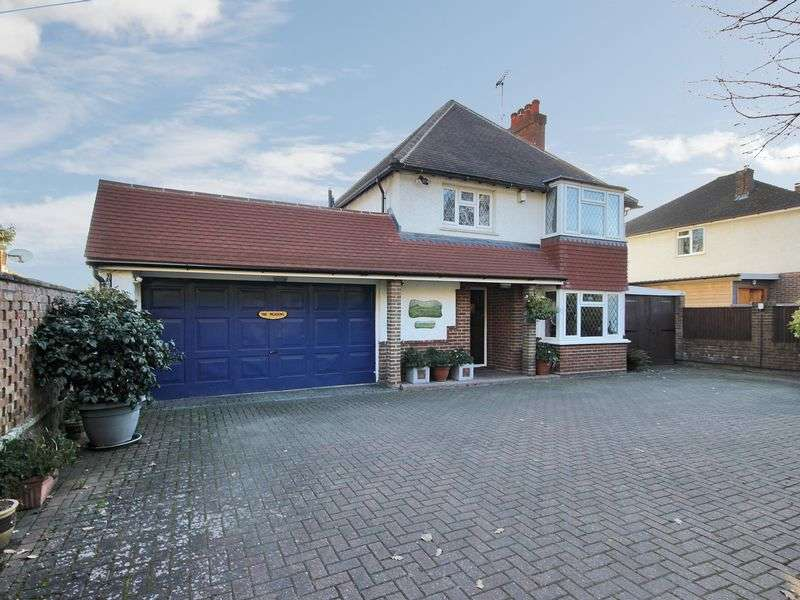 3 Bedrooms Detached House for sale in Newchapel Road, Lingfield