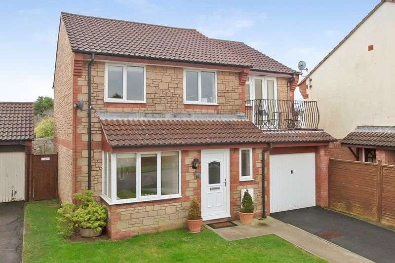 4 Bedrooms Detached House for sale in MILLSTREAM GARDENS