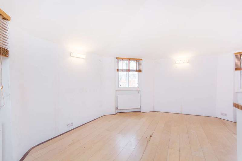 2 Bedrooms Flat for sale in Wandsworth Road, Nine Elms, SW8