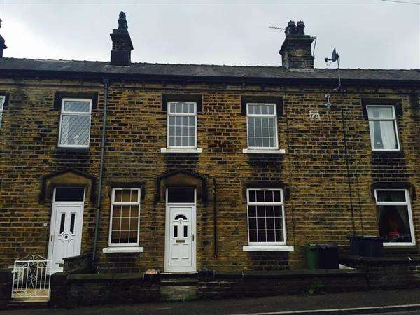 2 Bedrooms Terraced House for sale in School Street West, Huddersfield