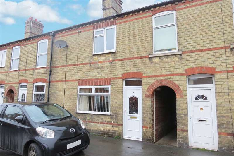 3 Bedrooms Terraced House for sale in Alexandra Road, Sleaford