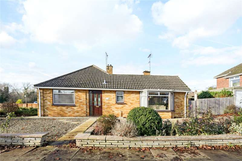 2 Bedrooms Semi Detached Bungalow for sale in Farmington Road, Benhall, Cheltenham, Gloucestershire, GL51