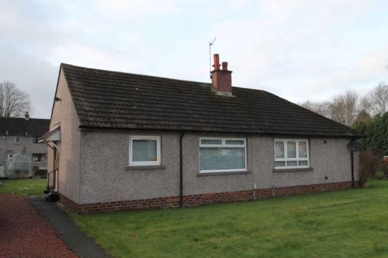 1 Bedroom Bungalow for sale in Elm Drive, Johnstone Castle