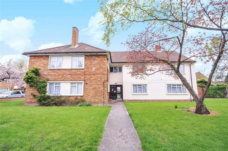 2 Bedrooms Apartment Flat for sale in Diamond Road, South Ruislip, Middlesex, HA4