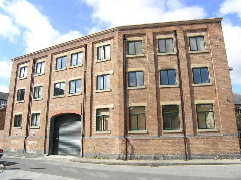 1 Bedroom Property for sale in Townley Mill, Townley Street, Macclesfield