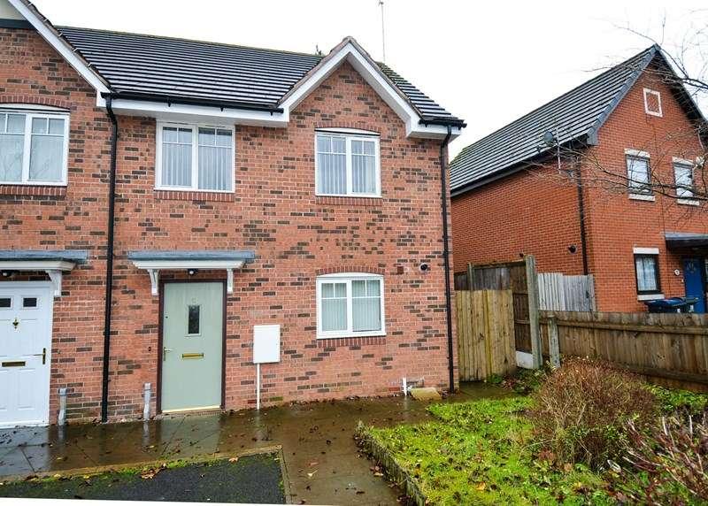 3 Bedrooms Semi Detached House for sale in Claerwen Grove, Northfield, Birmingham