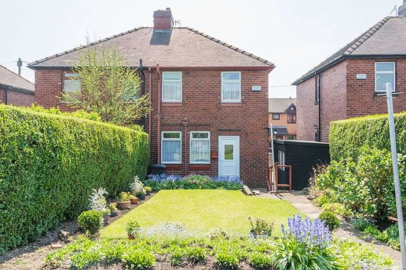 3 Bedrooms Semi Detached House for sale in Gillott Road, Wadsley Bridge - No Chain Involved - Early Completion Available