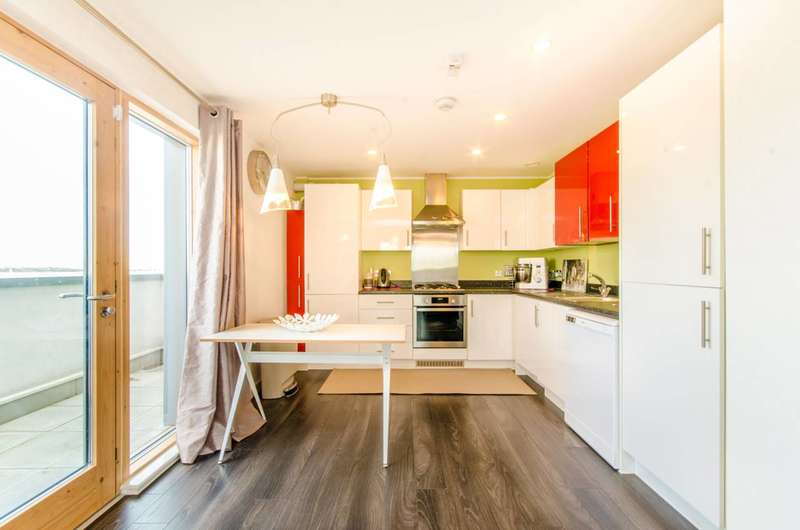 2 Bedrooms Flat for sale in Drovers Way, Islington, N7