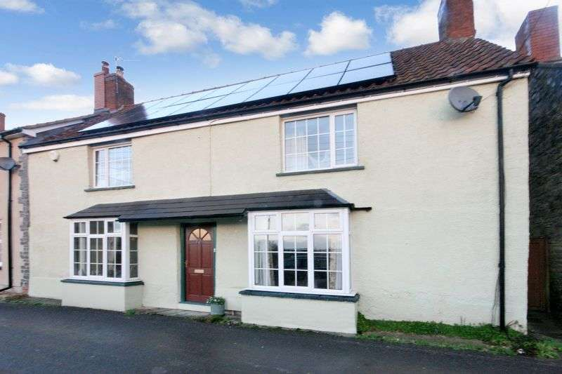 4 Bedrooms Semi Detached House for sale in High Street, Ashcott
