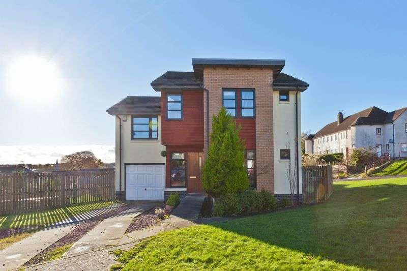 4 Bedrooms Detached House for sale in Braehead, Lochwinnoch