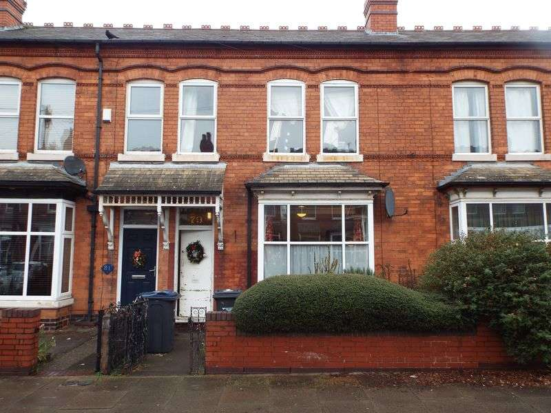 3 Bedrooms Terraced House for sale in Willows Crescent,Balsall Heath, Birmingham. B12 9NE