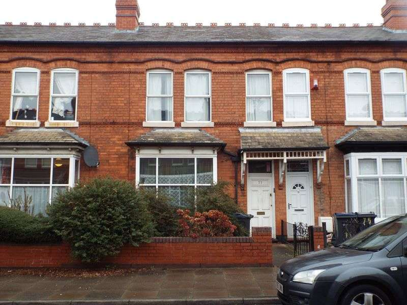 3 Bedrooms Terraced House for sale in Willows Crescent, Balsall Heath, Birmingham, B12 9NE