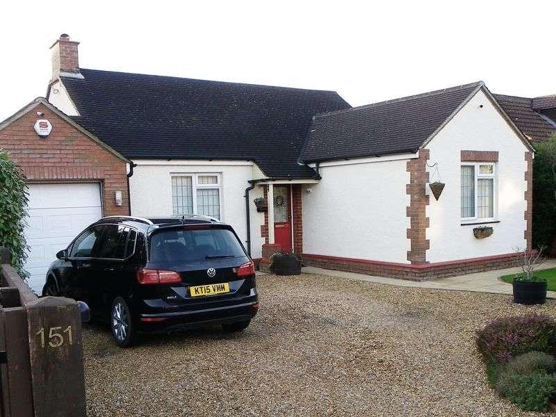 3 Bedrooms Detached Bungalow for sale in Bedford Road, Wilstead