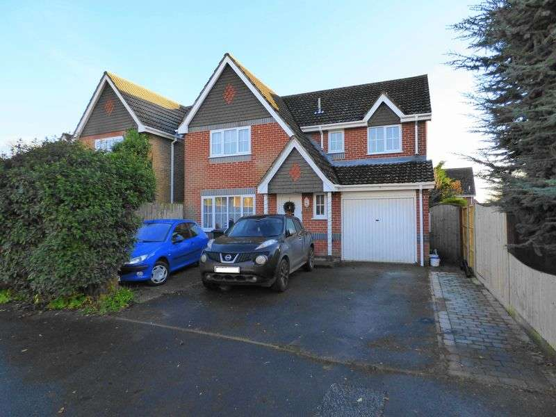 4 Bedrooms Detached House for sale in STOKE HEIGHTS, FAIR OAK