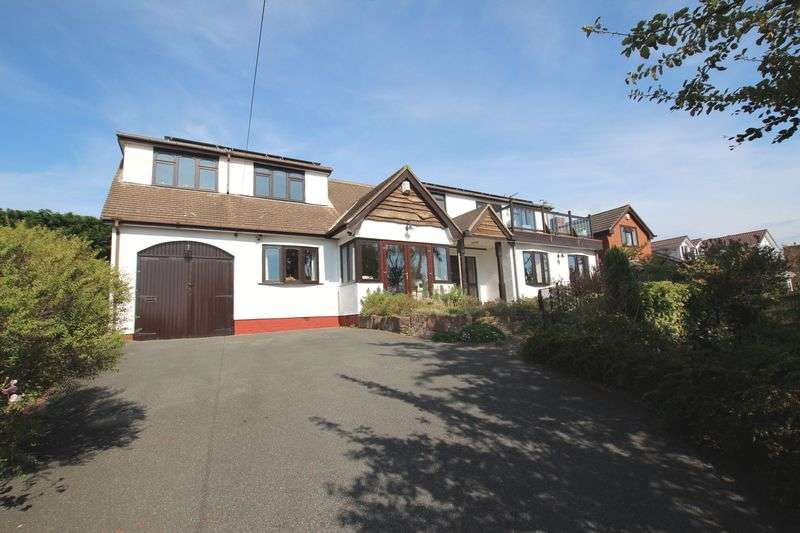 5 Bedrooms Detached House for sale in Pipers Lane, Lower Heswall