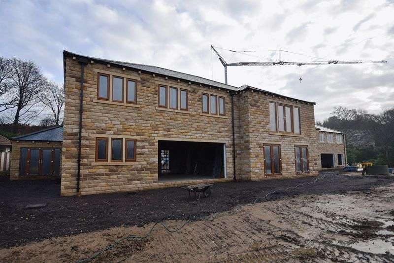 5 Bedrooms Detached House for sale in Newmillerdam, Wakefield