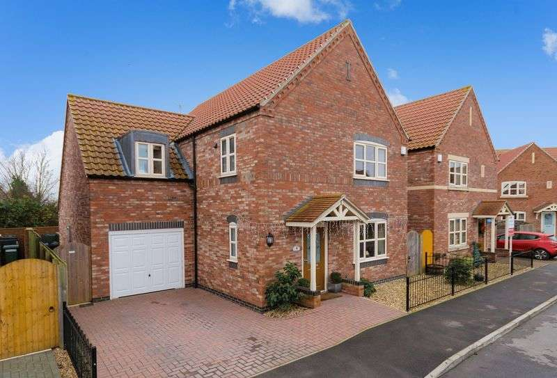 4 Bedrooms Detached House for sale in The Bramlings, 6 Fenton Fields, Fenton