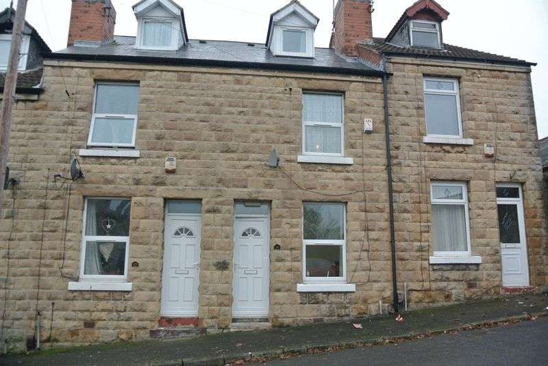 3 Bedrooms Terraced House for sale in Park Street, Mansfield, NG19 8ED