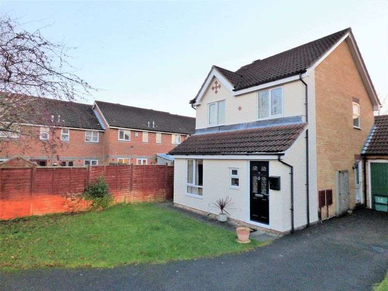 3 Bedrooms Detached House for sale in Highclere Road, Quedgeley, Gloucester