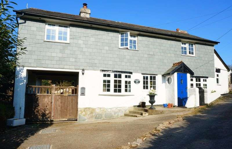 3 Bedrooms Detached House for sale in North Dimson, Gunnislake